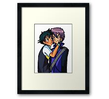 Hey Paul Framed Print