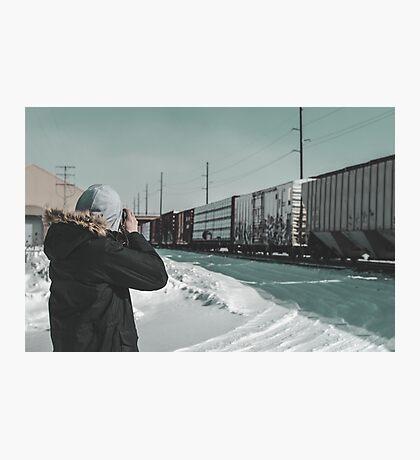 Film Shooter Photographic Print