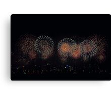 Skyworks 2009  Canvas Print