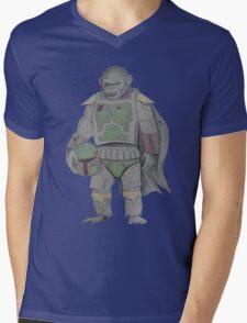 KOBA FETT/colour Mens V-Neck T-Shirt