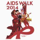 AIDS WALK 2014 by Arzeno