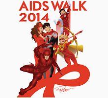 AIDS WALK 2014 Unisex T-Shirt