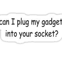 Gadget Sticker