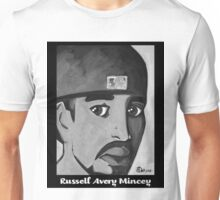 Russell Avery Mincey Unisex T-Shirt