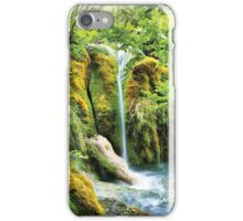 Just Water iPhone Case/Skin