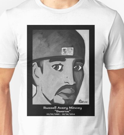 Russell Avery Mincey Swerve Dated Unisex T-Shirt