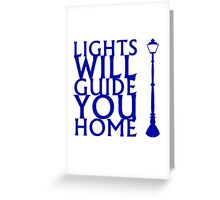 Fix You Greeting Card