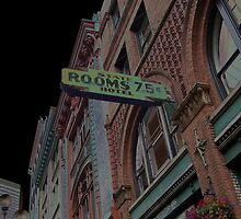 ROOMS FOR RENT by Sharon A. Henson