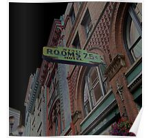 ROOMS FOR RENT Poster