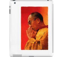The last Dalai Lama? iPad Case/Skin