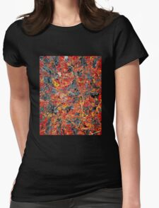 Comic Book Weekend Womens Fitted T-Shirt