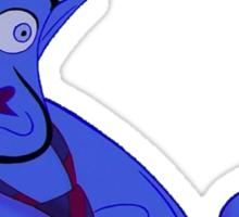 Genie, Disney Sticker