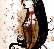 Anne Boleyn by Courtney Thomas