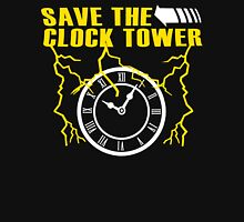 Save The Clock Tower Funny Geek Nerd Unisex T-Shirt