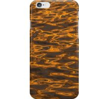 Amoeba Water Ripples Abstract Art iPhone Case/Skin