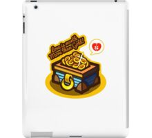 Love is Worth More Than Gold iPad Case/Skin