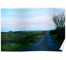 Tullabrack - the Old Gower Road Poster