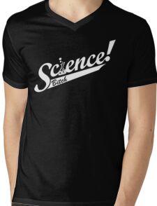 SCIENCE! Funny Geek Nerd Mens V-Neck T-Shirt