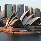 Where else but Sydney by Robyn Williams