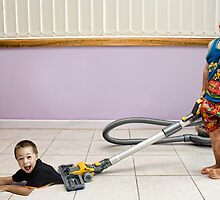Housework Can Be Hazardous by Naomi Frost