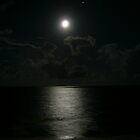 Shine on moon! by VaLover
