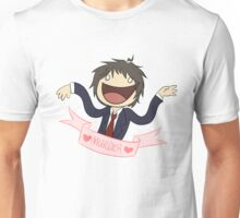 Who wants to talk about murders? Unisex T-Shirt