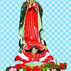Lady of Guadalupe Statue by DAdeSimone