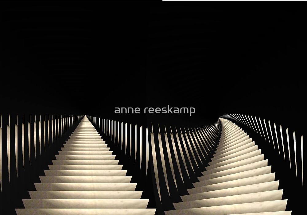 ways to Rome by anne reeskamp