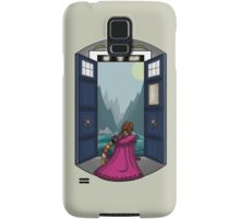 The view from here is pretty. Samsung Galaxy Case/Skin