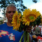 Sunflowers by almulcahy
