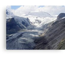 The highway of the glacier Metal Print