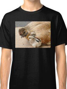 Go To Sleep - Hen & Chicks - NZ Classic T-Shirt