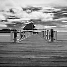 ~ Strand Jetty - Townsville ~ by CKImagery