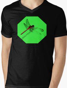 Silent Hunter Mens V-Neck T-Shirt