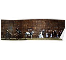 The Bridal party Poster