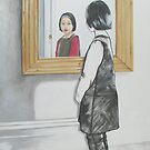 Emma in the Mirror by Gay Henderson