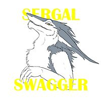 Sergal Swagger Photographic Print