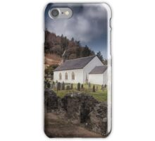 St Michael's church in Talley iPhone Case/Skin