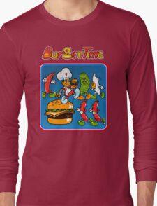 Burgertime Long Sleeve T-Shirt