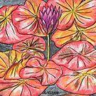 Waterlilies XIII by Alexandra Felgate