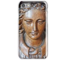 Angel Face iPhone Case/Skin
