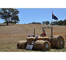 Australia Day - Adelaide Hills Photographic Print