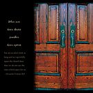 Doors by Kelly Pierce