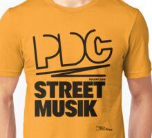 PDC - STREET MUSIK Unisex T-Shirt