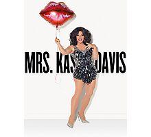 KASHA DAVIS Photographic Print