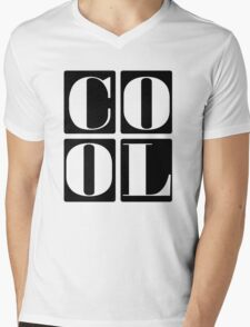 Cool Kids Mens V-Neck T-Shirt