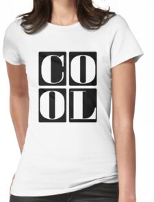 Cool Kids Womens Fitted T-Shirt
