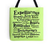 """Spells"" Tote Bag"
