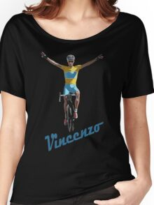 Vincenzo Women's Relaxed Fit T-Shirt