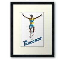 Vincenzo Framed Print